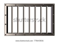 Prison Window Stock Images, Royalty