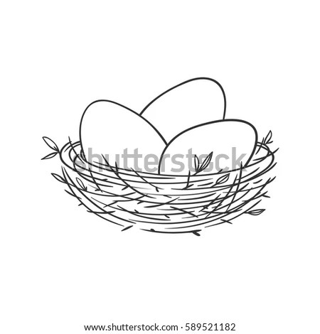 Nest Stock Images, Royalty-Free Images & Vectors
