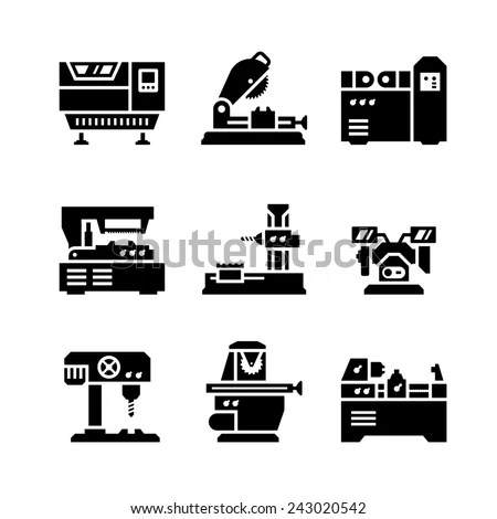 Machine Tools Stock Images, Royalty-Free Images & Vectors