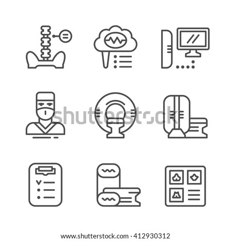Radiology Icon Stock Images, Royalty-Free Images & Vectors