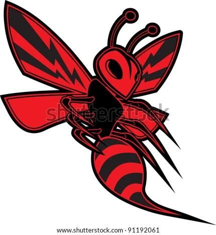 killer bee stock royalty-free