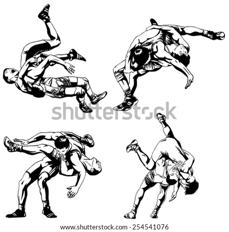 Greco-roman Wrestling Stock Images, Royalty-Free Images