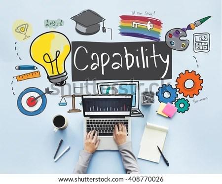 Ability Achievement Inspiration Improvement Concept Stock Photo 440864122 - Shutterstock