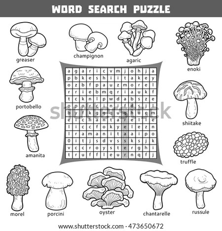 Searching Mushrooms Stock Photos, Royalty-Free Images