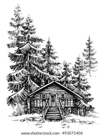 Cabin Stock Images, Royalty-Free Images & Vectors