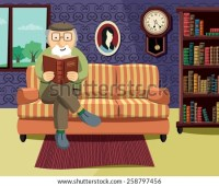 Sitting On Couch Stock Images, Royalty-Free Images ...
