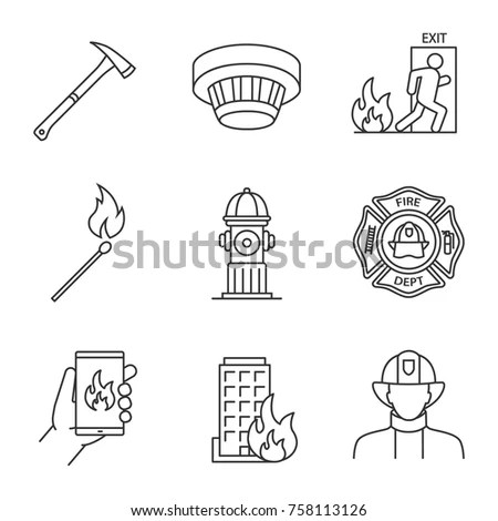 Firefighter Badge Stock Images, Royalty-Free Images