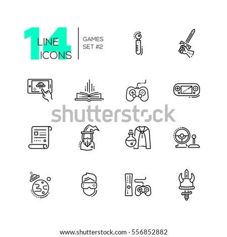 Mining Industry Monochrome Icons Extraction Minerals Stock
