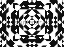 Abstract Geometric Backdrop Vector Illustration Pattern ...
