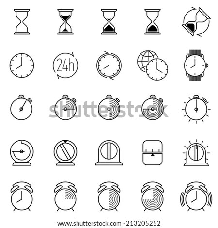 Duration Stock Photos, Royalty-Free Images & Vectors