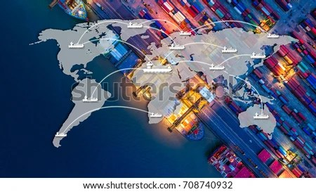 Global Supply Chain Stock Images RoyaltyFree Images