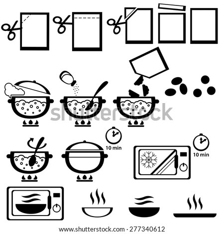 Cooking Instructions Stock Images, Royalty-Free Images