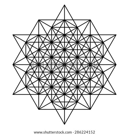 Star Tetrahedron Stock Images, Royalty-Free Images