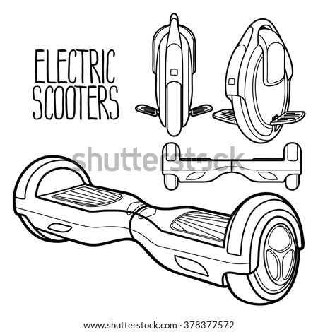 Hoverboard Stock Images, Royalty-Free Images & Vectors