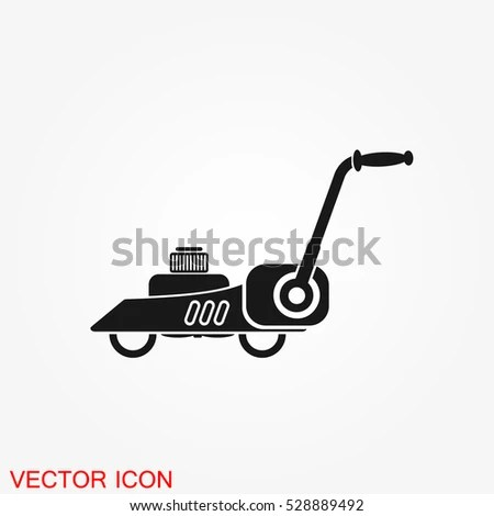 Fishing Reel Isolated On White Background Stock Vector