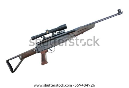 Air Pellet Rifle Stock Images, Royalty-Free Images