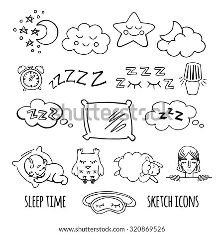 Sleep Zzz Stock Images, Royalty-Free Images & Vectors