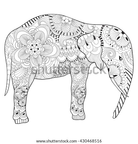 Outline Drawing Stock Photos, Images, & Pictures