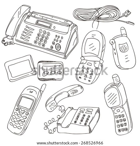 Beeper Stock Images, Royalty-Free Images & Vectors