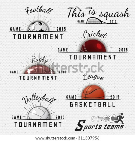 Football Logo Stock Images, Royalty-Free Images & Vectors