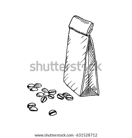 Coffee Bean Bag Stock Images, Royalty-Free Images