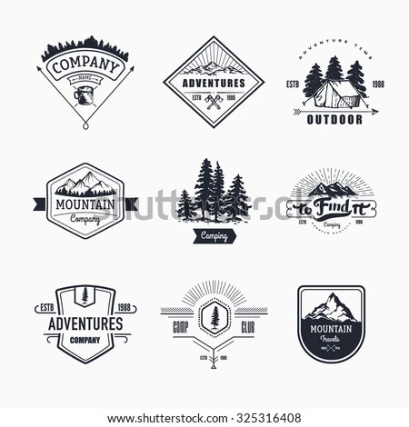 American Outdoor Product Company Logo American Made