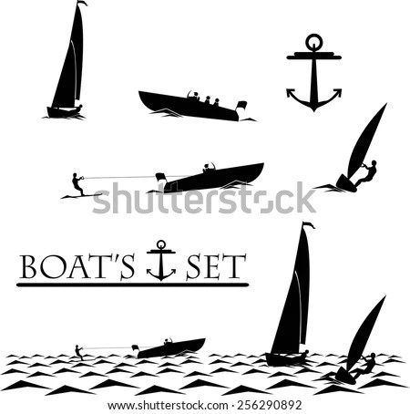 Ski Boat Stock Images, Royalty-Free Images & Vectors