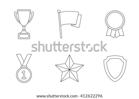 Award Cup Stock Images, Royalty-Free Images & Vectors