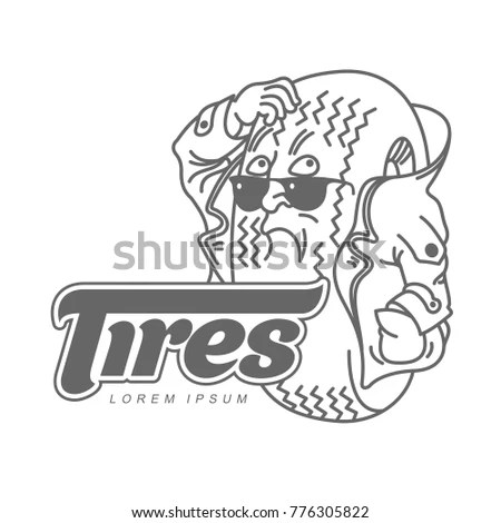 Steaks Chops 3 Retro Ad Art Stock Vector 73319605