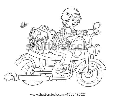 Electric Scooter Drawings Helmet Drawings Wiring Diagram