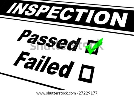 Inspection Report Stock Photos, Images, & Pictures
