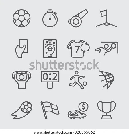 Football Position Stock Images, Royalty-Free Images