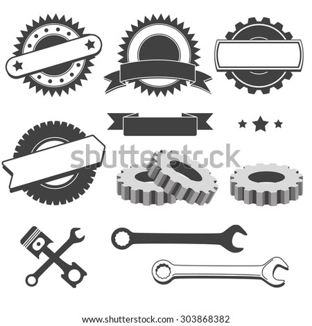 Wrench Logo Stock Images, Royalty-Free Images & Vectors
