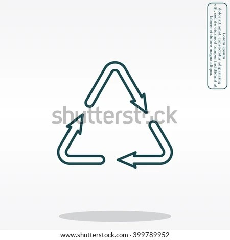 Drawing Measuring Rulers Linear Icon Thin Stock Vector