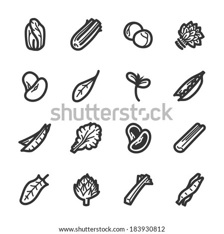 Salad Icon Stock Images, Royalty-Free Images & Vectors