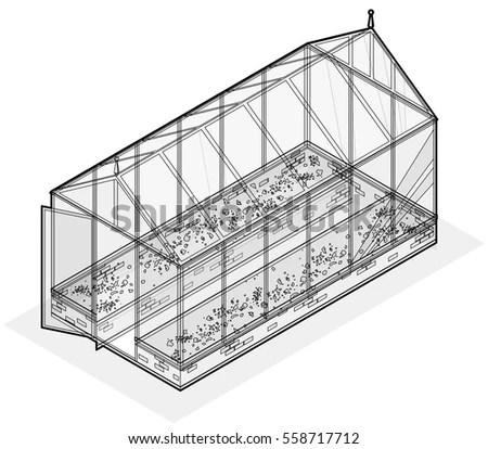 Horticultural Stock Vectors, Images & Vector Art