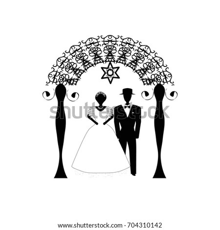 Chuppah Stock Images, Royalty-Free Images & Vectors
