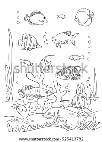 Seaweed Vector Stock Images, Royalty-Free Images & Vectors