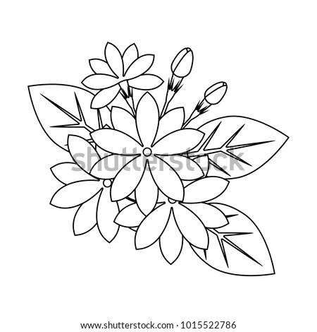 Jasmine Vector Stock Images, Royalty-Free Images & Vectors