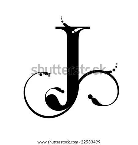 Decorative Letters Stock Images, Royalty-Free Images
