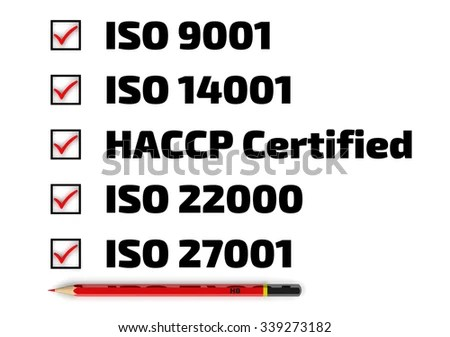 Iso 27001 Stock Images, Royalty-Free Images & Vectors