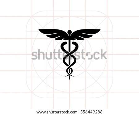 Hermes Greek Symbol Stock Images, Royalty-Free Images