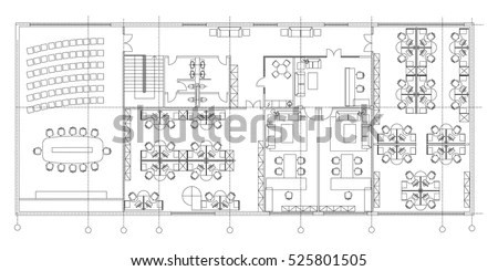 Chair Floor Plan Symbol Architectural Drawing Symbols