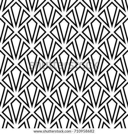 Interlocking Polygons Tessellation Background Image