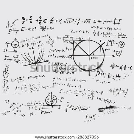 Math Equations Stock Photos, Royalty-Free Images & Vectors