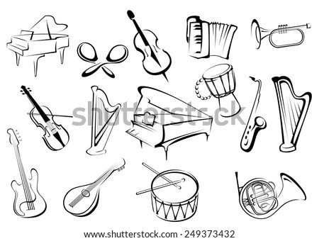 Musical Instruments Stock Images, Royalty-Free Images