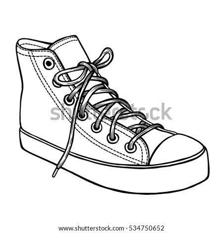 Converse Sneakers Stock Images, Royalty-Free Images