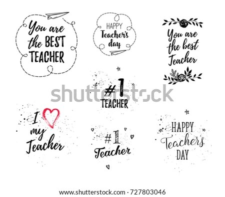 Thank You Teacher Stock Images, Royalty-Free Images