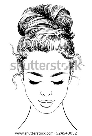Woman Sketch Stock Images, Royalty-Free Images & Vectors