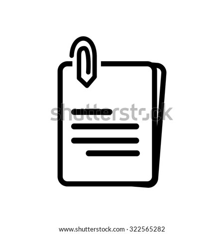 Appendix Icon Stock Images, Royalty-Free Images & Vectors